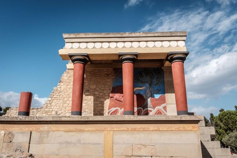 Greece Knossos 06