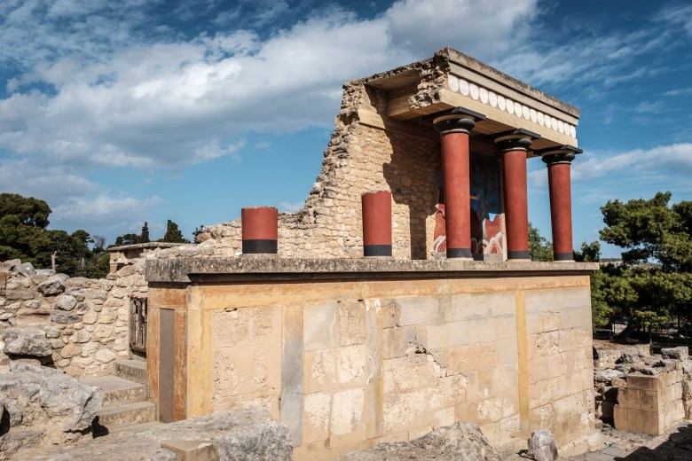 Greece Knossos 07