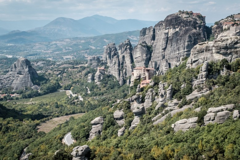 Greece Meteora 14