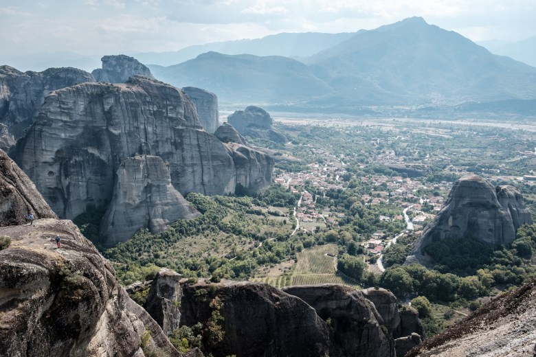 Greece Meteora 30