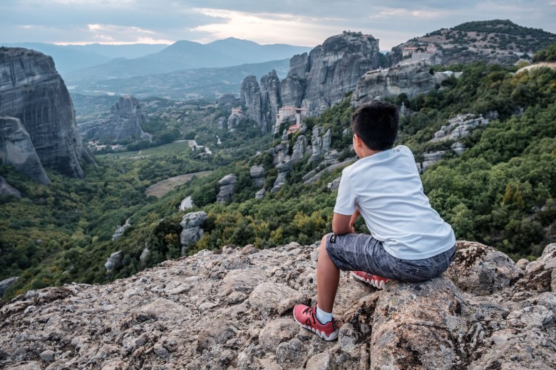 Greece Meteora 40