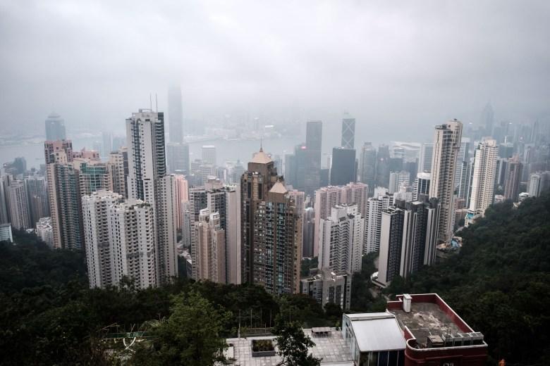 Hong Kong HK Island 59
