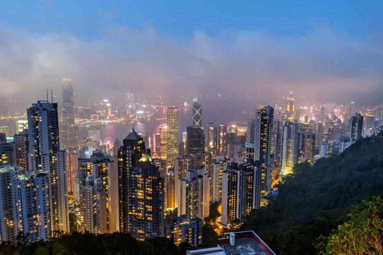 Hong Kong HK Island 62