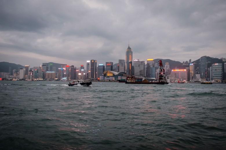 Hong Kong Kowloon 154