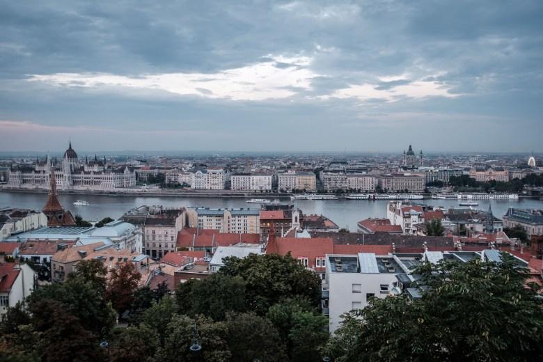 Hungary Budapest 10