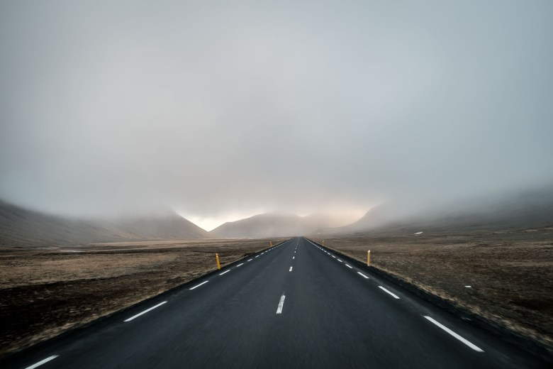 Iceland Ring Road 100