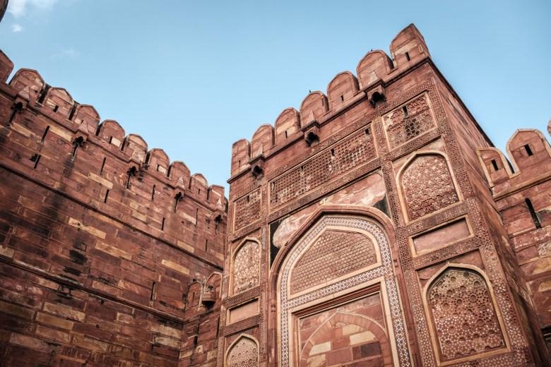 India Agra 21