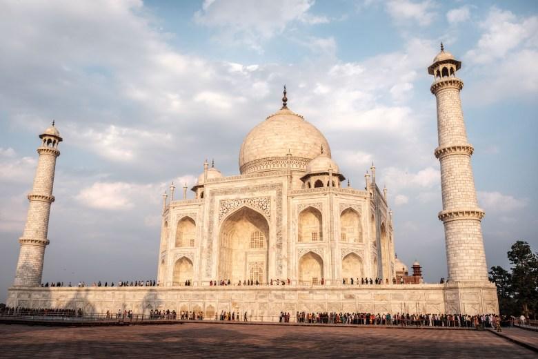India Agra 50