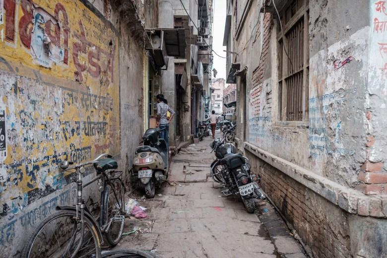 India Varanasi 109