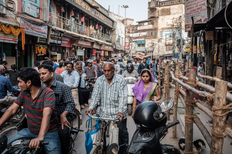 India Varanasi 111
