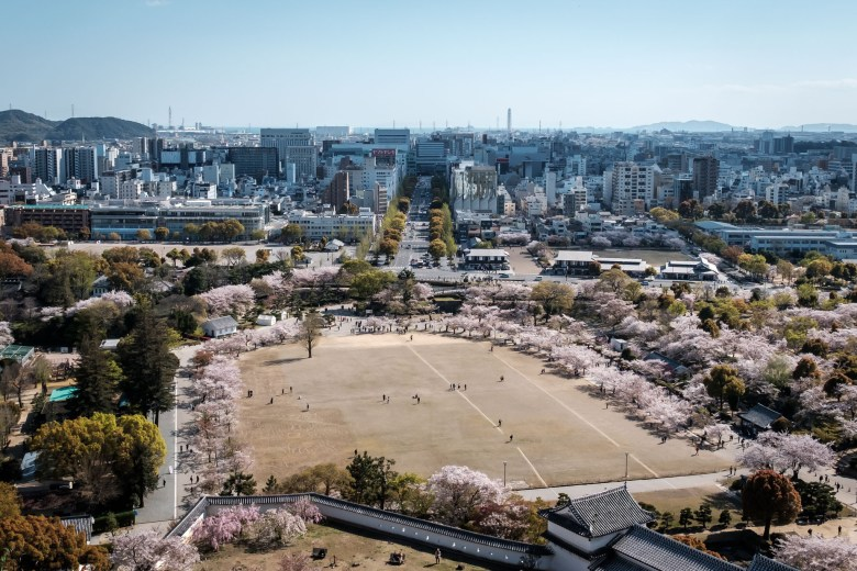 Japan Himeji 21