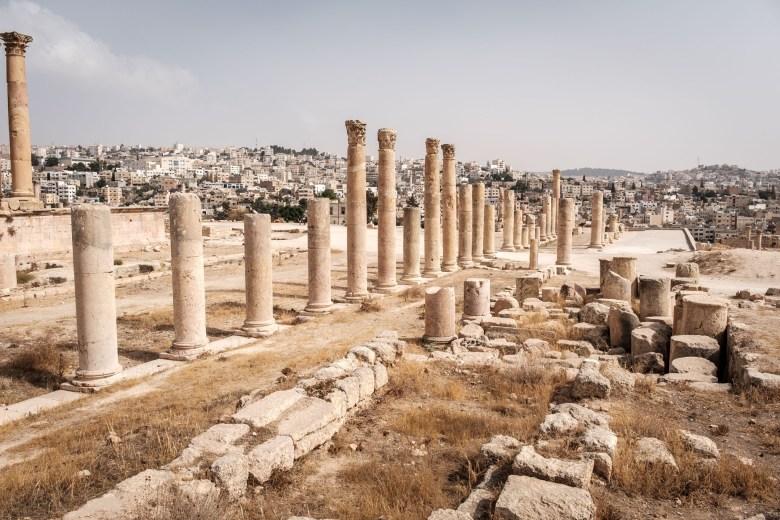 Jordan Jerash 11