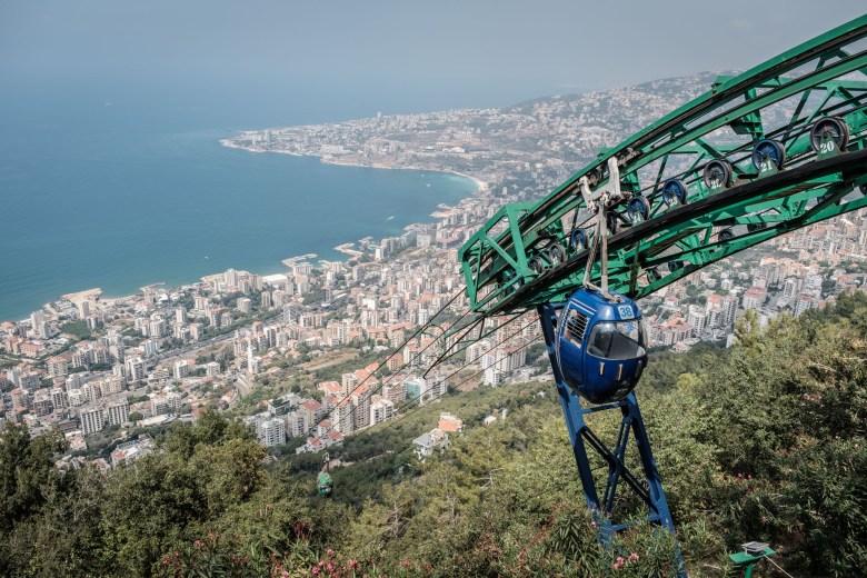 Lebanon Jounieh 08