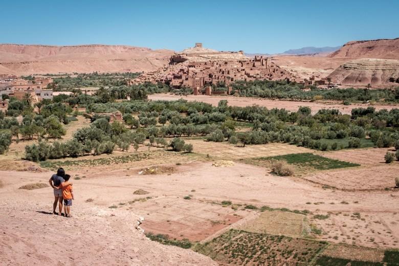Morocco Ait Ben Haddou 03