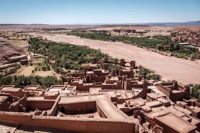Morocco Ait Ben Haddou 17