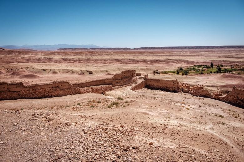 Morocco Ait Ben Haddou 19
