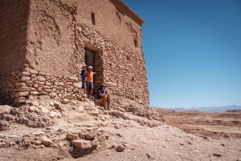 Morocco Ait Ben Haddou 20
