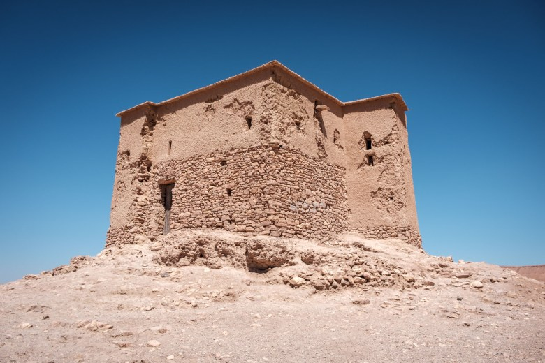 Morocco Ait Ben Haddou 22