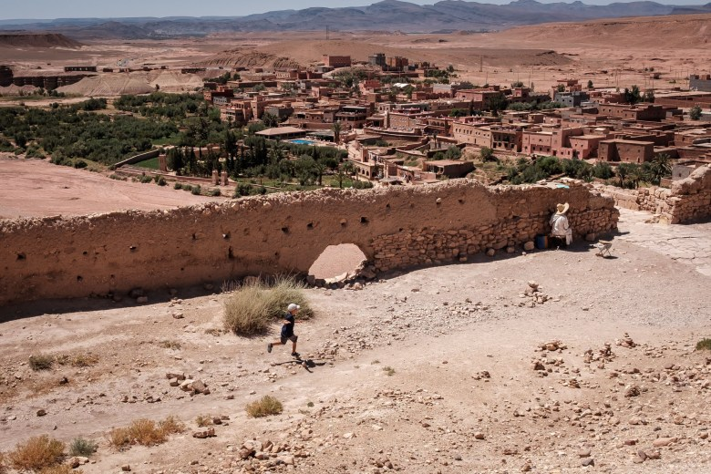 Morocco Ait Ben Haddou 24