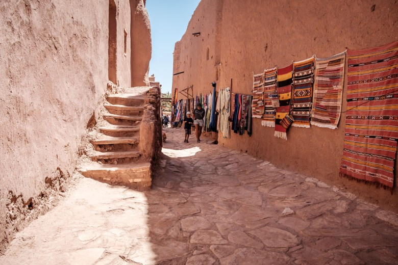 Morocco Ait Ben Haddou 34