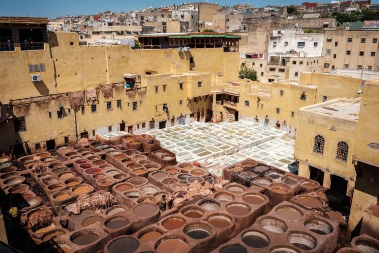 Morocco Fes 17