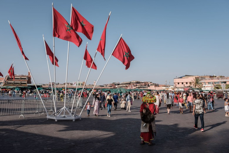 Morocco Marrakech 27