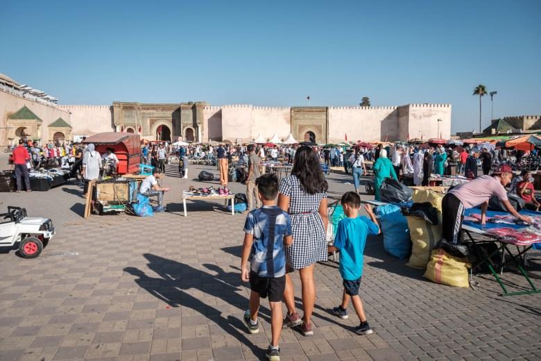Morocco Meknes 34