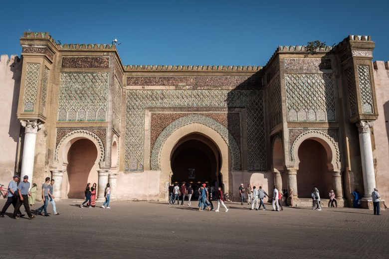 Morocco Meknes 35