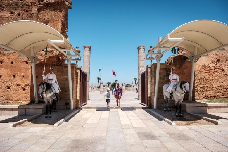 Morocco Rabat 74