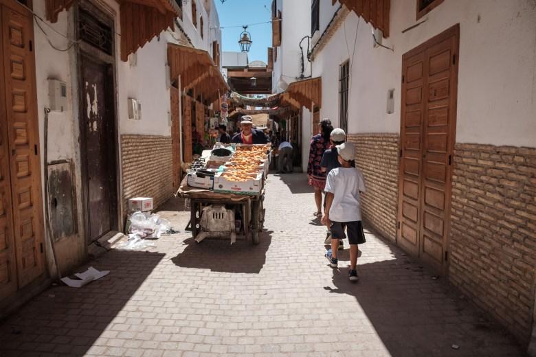 Morocco Rabat 77