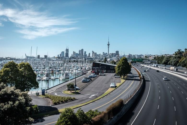 New Zealand Auckland 07