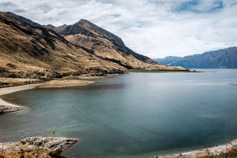 New Zealand Bruce Bay 04