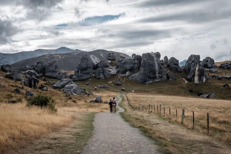 New Zealand Castle Hill 16