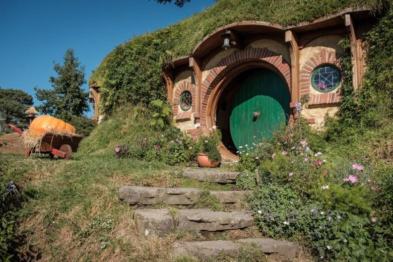 New Zealand Hobbiton 14