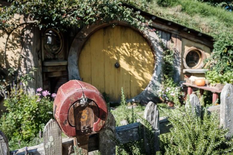 New Zealand Hobbiton 30