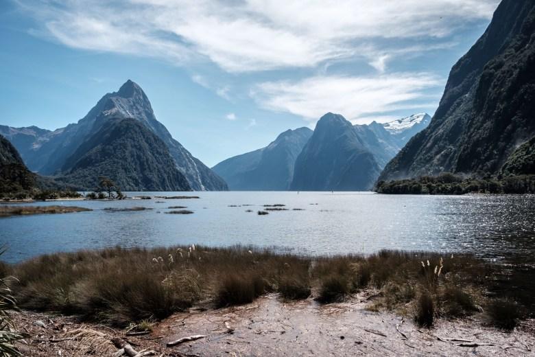 New Zealand Milford Sound 22