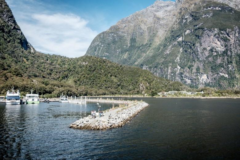 New Zealand Milford Sound 27