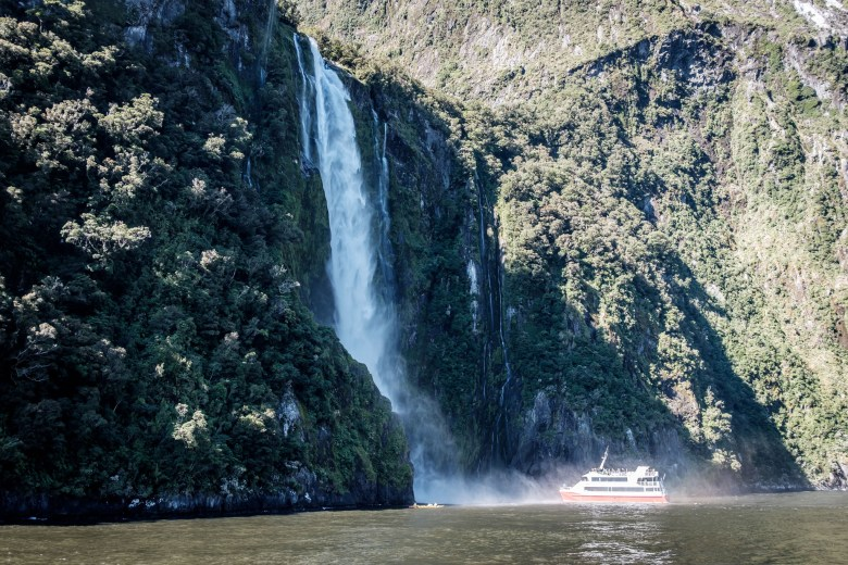 New Zealand Milford Sound 46