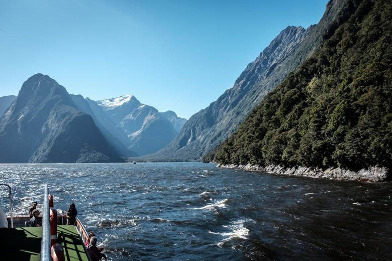 New Zealand Milford Sound 52