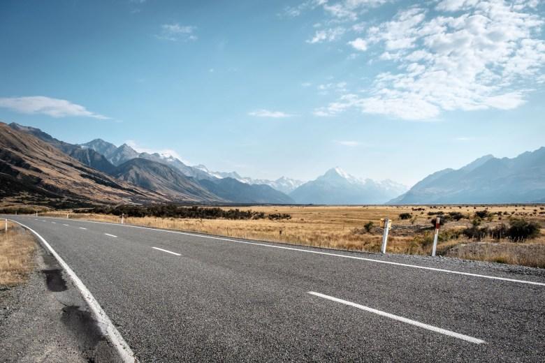 New Zealand Mount Cook 18