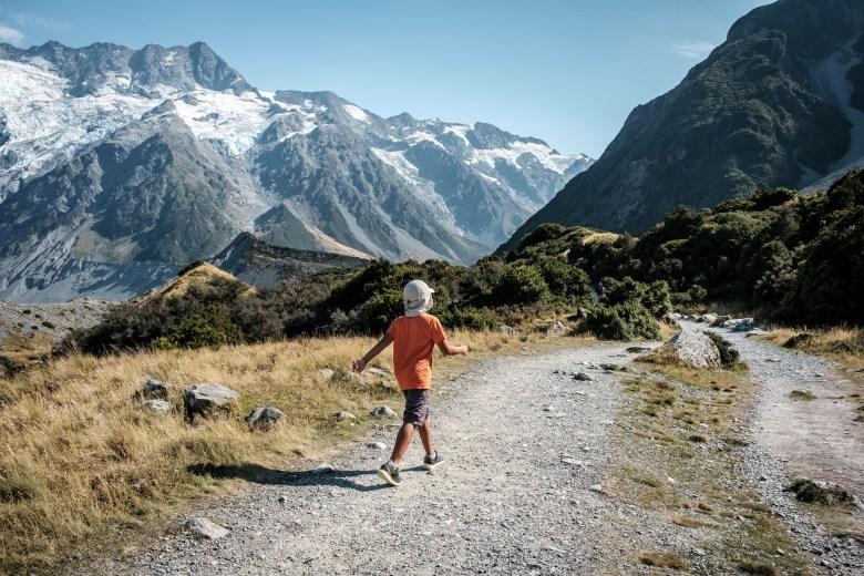 New Zealand Mount Cook 36
