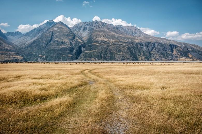 New Zealand Mount Cook 68