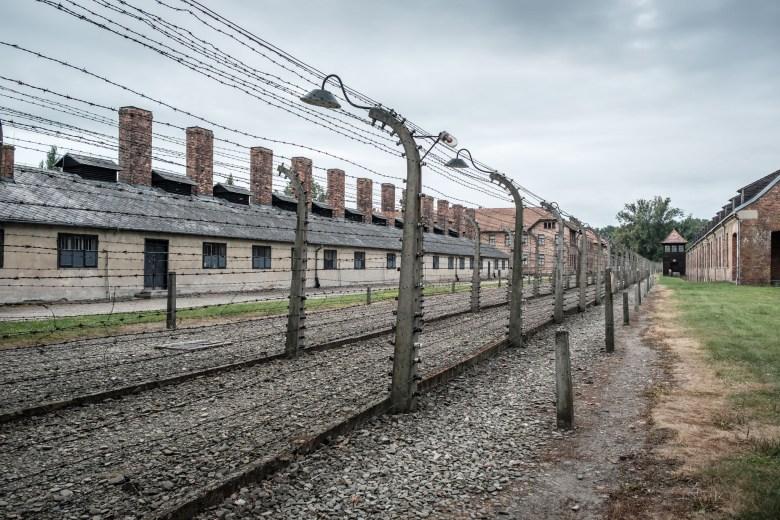 Poland Auschwitz 01