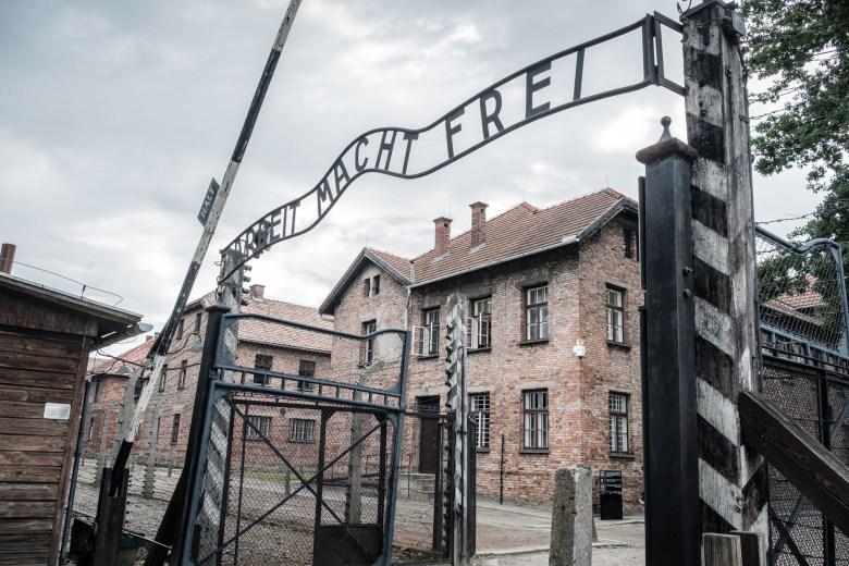 Poland Auschwitz 02