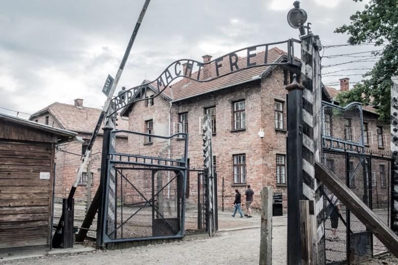 Poland Auschwitz 03