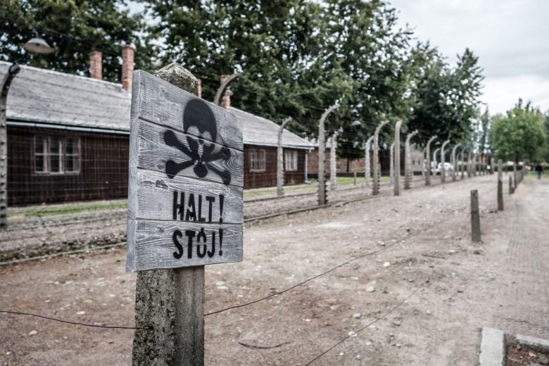 Poland Auschwitz 06