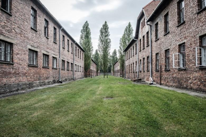 Poland Auschwitz 07