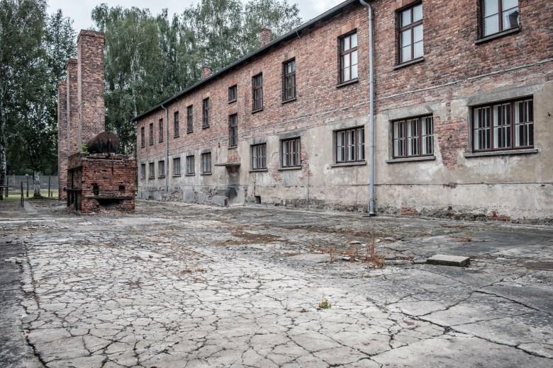 Poland Auschwitz 08