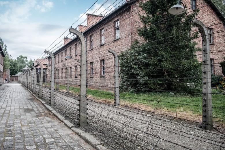 Poland Auschwitz 09