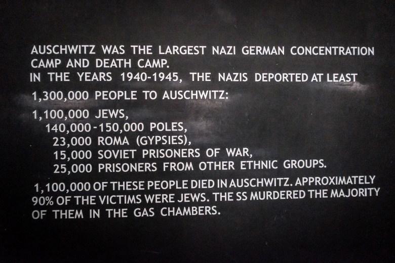 Poland Auschwitz 10